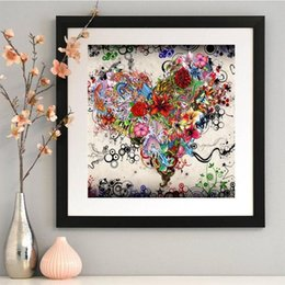 18c7bb4263 20*25CM Free Shipping 9 Types 5D DIY Diamond Painting Mosaic Embroidery  Craft Cross Stitch Kit Home Wall Decor+tools