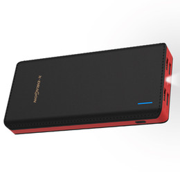 Chinese  ALLPOWERS Power Bank 24000mAh Portable External Battery 4 USB Output Quick Charge for X Xiao mi a2 Note 8 Xiomi Honor manufacturers