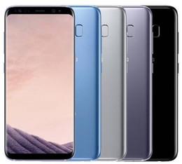 "$enCountryForm.capitalKeyWord Australia - Samsung Galaxy S8 G950U Original Unlocked LTE GSM Android Mobile Phone Octa Core 5.8"" 12MP RAM 4G ROM 64G Snapdragon refurbished phone"