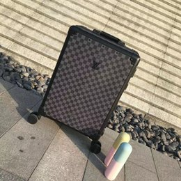 Wholesale Luggage Trolley Rolling Trunks M60313 size 20 55*20*35cm Jewelry Air Box for Business Trips