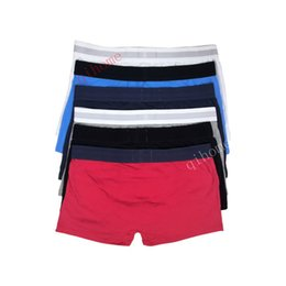 79c01b601e4c 5pcs lot Fashion Mens Underwear Boxer Brief Shorts Luxury Sexy Underwear  Casual Short Man Breathable Underwear Cotton Male Gay Boxers Hombre