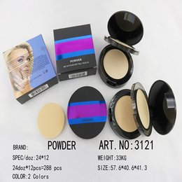 Press Block Australia - Huda 2 in 1 Too Face Makeup Matte Creamy Beauty Airbrush Flawless Finish Pressed Powder 30g