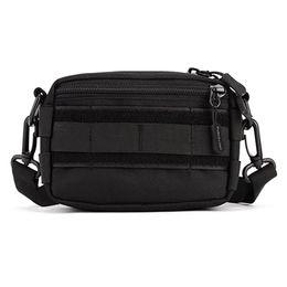 Utility tactical waist pack poUch online shopping - Protector Plus Black Outdoor Woodland Tactical Utility Hip Pack Pouch Outdoor Nylon Messenger Bag Waist Belt Bag