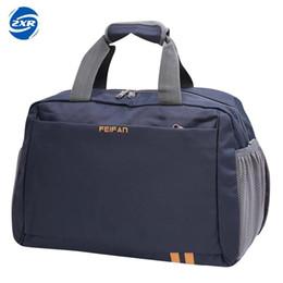 Luggage Packs Australia - New Sports Training Fitness Bag Women Sport Outdoors Gym Bag Luggage Sack Female Shoulder Yoga Pack #86944
