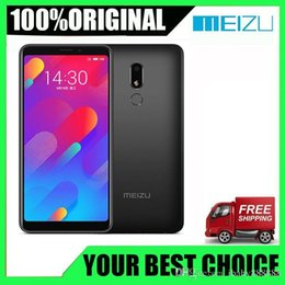 $enCountryForm.capitalKeyWord Australia - Meizu V8 4G LTE 3 4GB 32 64GB MTK6739 Quad Core Mobile Phone 5.7inch HD IPS Screen Dual Sim Cell Phone