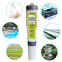 $enCountryForm.capitalKeyWord Australia - Digital PH Meter 3 in 1 ec+ph+temp Water Quality Tester Monitor Meter Test Pen for Pool Hydroponics.EZ-9902