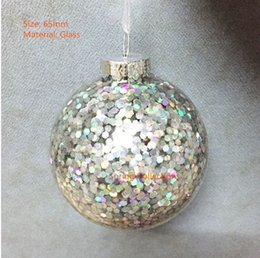 Wholesale Glass Christmas Ornaments Australia New Featured
