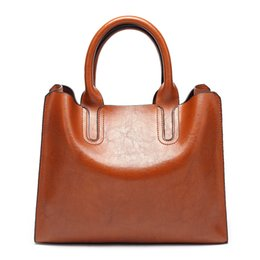 837009ca42 SpaniSh bagS brandS online shopping - Hot Leather Handbags Big Women Bag  High Quality Casual Female
