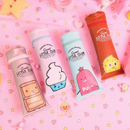 $enCountryForm.capitalKeyWord Australia - Korean Cute Creative Stereoscopic Toothpaste Pencil Bag Storage Organizer Case Office School Supply Promotional Gift Stationery