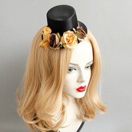 $enCountryForm.capitalKeyWord UK - Lovely Lolita Bear Flowers Fascinator Photography Host Fascinator Hats Stage Performance Hair Accessories Halloween Party Jewelry