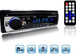 English Audio Music Australia - Car Radio Stereo Mp3 Player Digital Bluetooth 60wx4 Fm Audio Music Usb   Sd With In Dash Aux Input