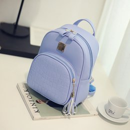 $enCountryForm.capitalKeyWord Australia - 39 Cute Womens PU Leather Travel Shoulder Backpack School Rucksack Bags Fashion