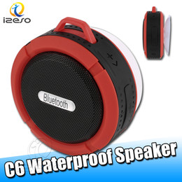 $enCountryForm.capitalKeyWord Australia - C6 Portable Mini Speaker Bluetooth Outdoor Wireless HiFi Sound Subwoofer Speakers Sports Waterproof Stereo Speaker with Retail Packaging