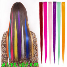 Human Hair Types Australia - Fashion Can Burn Volume Cut Colour Gradual Change A Of Type Straight Connect clip in human Hair extensions Piece Optional