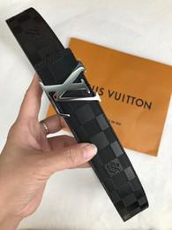 $enCountryForm.capitalKeyWord Australia - new designer High quality belts men Jeans belts Cummerbund belts For men Women Metal Buckle strap