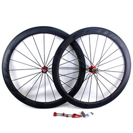 carbon fiber bike road wheels 50mm FFWD F5R BOB basalt brake surface clincher tubular road bicycle racing wheelset rim width 25mm UD matt on Sale