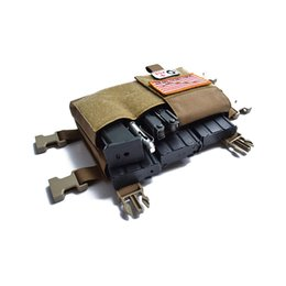 Chinese  Chassis MK3 Chest Rig Main Pouch for JPC 2.0 Tactical Vest D3CRM Mini Haley Ranger Green Airsoft Hunting Vest Multicam TW-P034 #28676 manufacturers