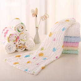 Infant Baby Washcloth Australia - 3 Pcs 4 size Bath Towel Face Towel Soft Baby Kids Children Infant Toddler Newborn Boy Girl Lovely Soft Washcloth Wipe