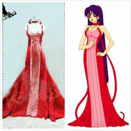 $enCountryForm.capitalKeyWord Australia - Details about Sailor Moon Sailor mars Hino Rei-Princess Mars Red Dress Cosplay Costume
