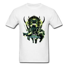 $enCountryForm.capitalKeyWord Australia - Slim Fit Men T Shirts Crew Neck Short Sleeve Pure Cotton Hela Vs Thor And Hulk T Shirt For Men Funny Tee Shirts 2019 New Animal