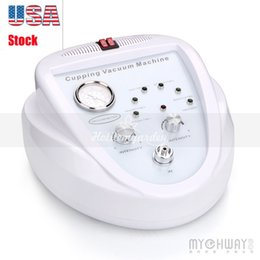 Wholesale USA Vacuum Massage Therapy Machine Enlargement Pump Lifting Breast Enhancer Massager Cup And Body Shaping Beauty Device