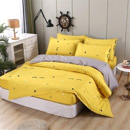 $enCountryForm.capitalKeyWord Australia - 2019 Fitted Sheet 4 Piece Bedding Set Sesame Street Kids Bedding Outer Space Odyssey Sheet Pillowcase Duvet Cover Sets