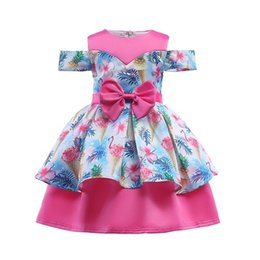 $enCountryForm.capitalKeyWord Australia - DHgate New Product Princess Dresses Children Dresses Girls Summer Shoulder Dresses Direct Sales From Chinese Suppliers