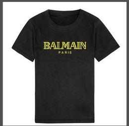 $enCountryForm.capitalKeyWord NZ - 2018 new brand designer brand 2-9 years old Baby boys girls T-shirts 2018 summer shirt Tops cotton children Tees kids