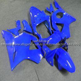 $enCountryForm.capitalKeyWord Australia - Gifts+Custom blue motorcycle Fairing For Honda CBR954RR 2002-2003 CBR 954RR 98 99 ABS Body Kit motorcycle panels
