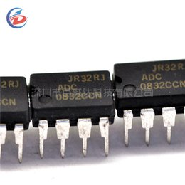 watch mp3 mp4 player wholesale NZ - 3pcs lot ADC0832CCN ADC0832 DIP-8 new and original IC In Stock
