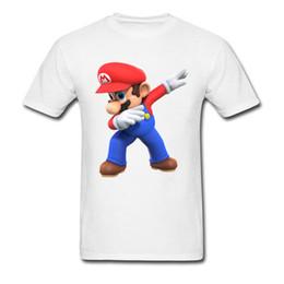 $enCountryForm.capitalKeyWord NZ - mens designer clothes brand polo Men T-Shirts 3D Tshirt Super Mario Bros T Shirt Funny Dabbing Printed Clothes Summer Tops Tees Wholesale