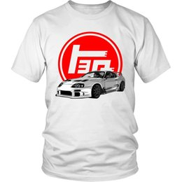 Wholesale Classic Japanese Car Fans Jdm Tuner Car Newest Fashion Tops Summer Cool Funny T Shirt D T Shirt Funny Casual Tee Shirts