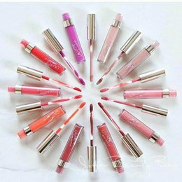 $enCountryForm.capitalKeyWord Australia - ColourPop Ultra Matte velvety Liquid Lipstick Matte liquid Lipgloss lax vice succulent zipper Waterproof Lip Gloss free shipping DHL 60230