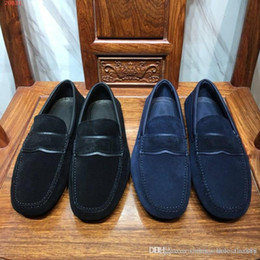 $enCountryForm.capitalKeyWord NZ - Brand shoes Imported fabric Original wear resistant non-slip sole Comfortable breathe freely men's business casual shoes