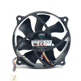 $enCountryForm.capitalKeyWord Australia - Original Cooler master 9025 90MM 90x90x25mm Circular fan 72mm hole pitch For 775 CPU Cooling fan 12V 0.6A with PWM 4pin