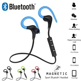 HeadpHone tour online shopping - BT Tour Bluetooth Earphone Sport Running Stereo Earbuds Wireless Neckband Headset Headphone with Mic for Universal Cellphones MP3