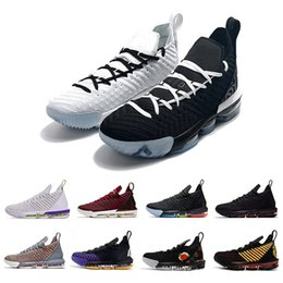 $enCountryForm.capitalKeyWord Australia - Cheap Oreo XVI 16 Remix L SuperBron CNY King Lightyear Men Basketball Shoes Mens Athletic Trainers 16s Sports Multicolor Sneakers Chaussures