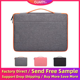 laptop 15.6 inch china Australia - Waterproof Sleeve Handbags Laptop Bags For Macbook 11 12 13.3 14.1 15.4 15.6 Inch Wear-resistant Business Notebook Computer Briefcase