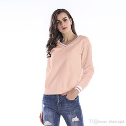 $enCountryForm.capitalKeyWord Australia - 2018 new Shawhuwa Womens Long Sleeve Sweatshirt Loose T-Shirt Blouses Tops