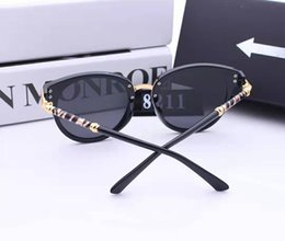 M Sunglasses Brands Australia - Luxury Sunglasses Designer Sunglasses Fashion Brand G2917 for Woman Glasses Driving UV400 Adumbral with Box New Hot High quality
