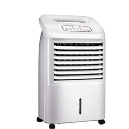Portable Heating Fan Australia - Candimill Portable Energy Saving Cooling Heating Air Conditioner Fan Wide Angel Air Supply Cold Warm Fans Three Gear Speed