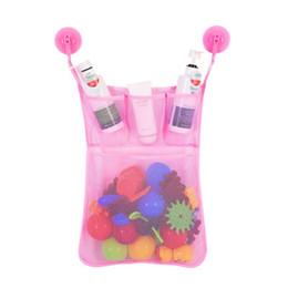 Fashion Baby Bath Bathtub Toy Mesh Net Storage Bag Organizer Holder Bathroom UK Baby