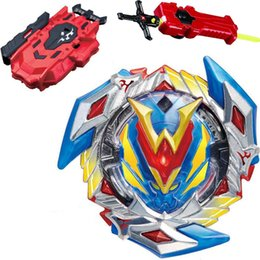 red beyblade NZ - Winning Valkyrie   Wonder Valtryek Burst Beyblade BOOSTER B-104 + LR RED Launcher and Sword Launcher