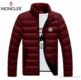 En gros 2018 hiver veste hommes concepteur en duvet ultra manteau masculin de marque White Duck Down contenu 90% collier taille manteau d'hiver en Solde