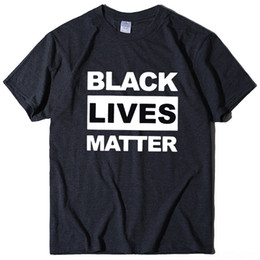 white tee shirts t i Canada - I Can't Breathe T Shirt Unisex Tee Justice For Black People Slogan T-Shirts Black Lives Matter Support Tshirts Melanin Tops Y200603