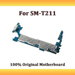 Discount motherboard circuit - Motherboard For Samsung Galaxy Tab 3 7.0 T211 Original Used For Samsung T211 Logic Mainboard,Full Working Circuit Board