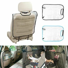 kick mats Australia - Car Seat Back Protector Clean Pad Anti Mat Cover For Children Babies Kick Mat Protects