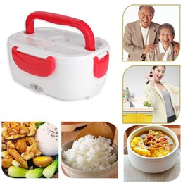 $enCountryForm.capitalKeyWord Australia - 12V Electric Lunch Box For microwave Food Heated Containers Rice Cookers Meal Rice Food Warmer Heater Home Office Car Multicooker K132