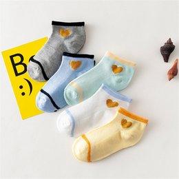 Primavera nova fábrica atacado estéreo dos desenhos animados meninos pintainho estéreo e meias meias barco em Promoção