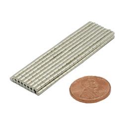"Disc Tools Australia - Ndfeb Micro Magnet Disc Dia. 2x3 Mm 0.118"" Precision Magnet Neodymium Sensor Rare Earth Tinny Magnets N42 Nicuni 200pcs"